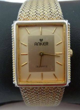 Armbanduhr Anker Quarz Damenuhr Uhr Bild