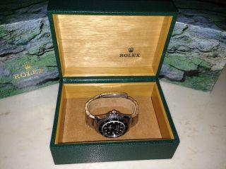 Rolex See Dweller Mit Box Bild