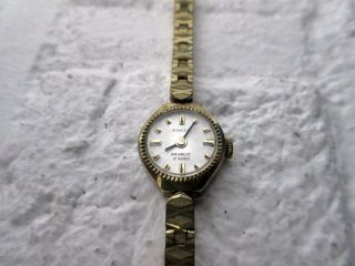 Anker Damenuhr Armbanduhr Uhr Uhrwerk Incabloc 17 Rubis Bild