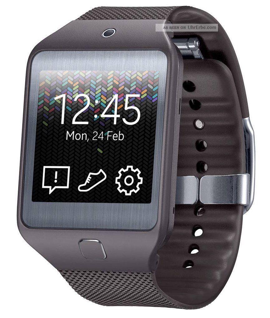 Samsung Gear 2 Neo Smartwatch Mocha Grey Sm