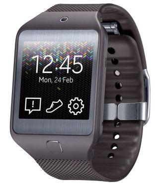 Samsung Gear 2 Neo Smartwatch Mocha Grey Sm - R3810 Bild