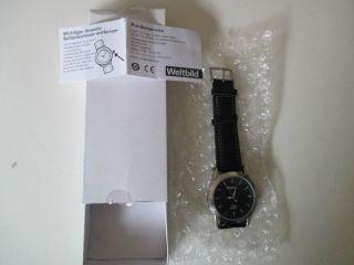 Quartz Armbanduhr Bild