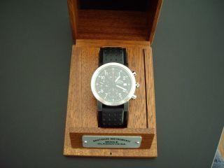 MÜhle GlashÜtte Chronograph Vision - 2001 Automatik M1 - 21 - 23 /1 Bild