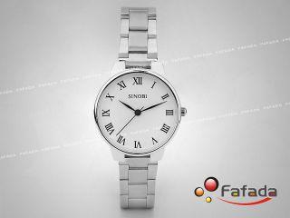 Sinobi Fashion Damenuhren Armbanduhr Slim Design Bild