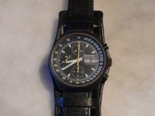Carrera Grand Prix Herren Armbanduhr Chronograph Valjoux 7750 Bild
