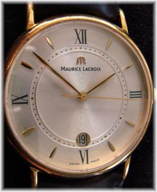 Maurice Lacroix Damen/herren - Armbanduhr Der Classic - Serie Bild