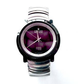 Junghans Mega Solar Ceramic Armbanduhr Bild