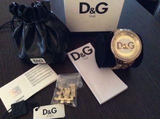 D G Dolce Gabbana Damenuhr Bild