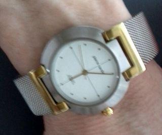 Pierre Cardin Armbanduhr Bi - Color.  Swiss.  Unisex.  Ovp Bild