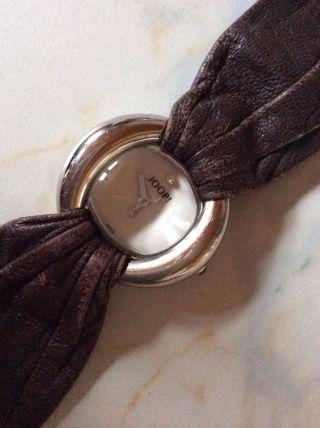Joop Armbanduhr Ohne Batterie Bild