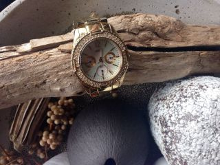 Damen Armbanduhr Guess Uhr I14503l1 Prism Bild