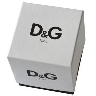 D&g Damenuhr Gold,  Dw0228 Mit Etikett Und Box Bild