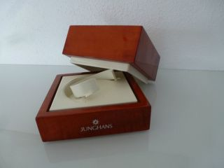 Junghans Meister Attaché Box Bild