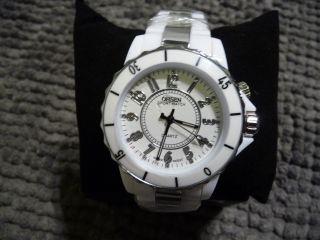 Ohsen Armbanduhr Weiß, Bild