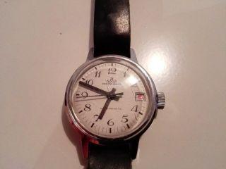Seltne Meister Anker Damenuhr Handaufzug Deutsche Uhr Made In Germany Bild