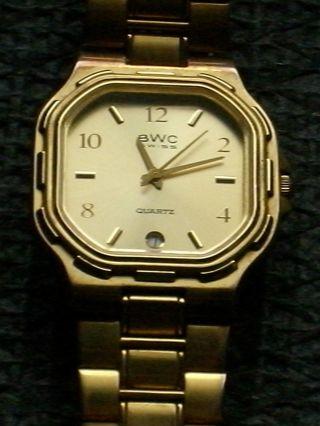 Schöne Bwc Swiss Armbanduhr,  Hau,  Herrenarmbanduhr,  Herrenuhr Bild