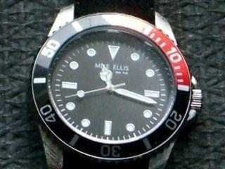 Schöne Mike Ellis York Armbanduhr,  Hau,  Herrenarmbanduhr,  Herrenuhr Bild