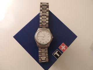 Tissot Herrenuhr,  Metallband 79248681 Titan / Titanium Pr 50 Bild