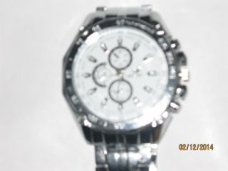 Armbanduhr Herren Orlando Quarz Chronos Zur Zierde Bild