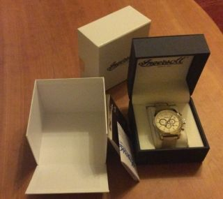 Ingersoll Taos Farbe: Creme In 3220 Ch Automatik Herren - Armbanduhr Bild