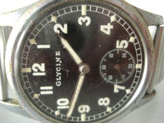 Glycine Deutsches Heer D70969h 2 - Wk Wehrmachts Luftwaffe Hau.  Um1940 Ansehen Bild