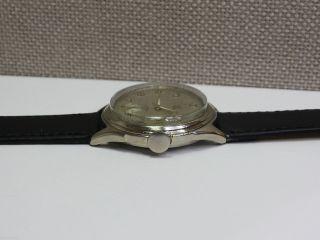 Gub Glashütte Herrenuhr /men ' S Wrist Watch / Kaliber 60.  Handaufzug.  60er Jahren Bild