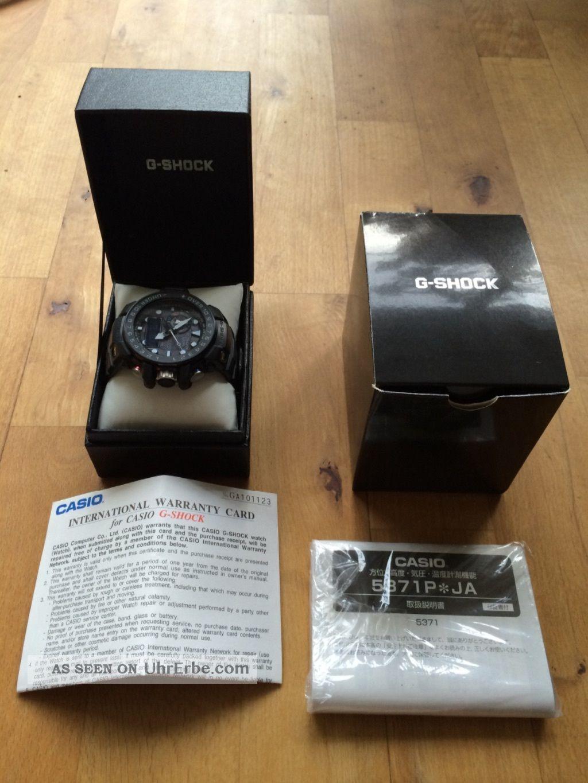 G - Shock Gulfmaster Armbanduhren Bild