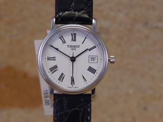 Tissot T 52.  1.  121.  13 Damen - Armbanduhr Bild