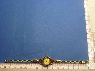 Condor Granatschmuck Granat Uhr Uhr Dau Hau Antik Top Rarität Designer Bild
