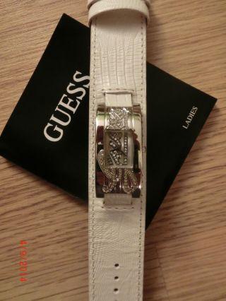 Guess Damen Uhr Weiß W80055l3 Bild