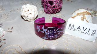 Modische Plastik - Spangen - Uhr Damenuhr Mit Tattoo - Ornamenten Uvp : 25,  90 Bild