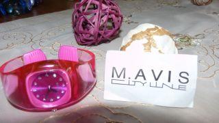 Spangen - Markenuhr In Der Farbe Pink Uvp : 25,  90 Bild