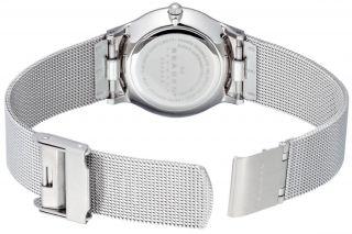 Skagen Damen - Armbanduhr Xs Analog Quarz Edelstahl Beschichtet 233sss Bild