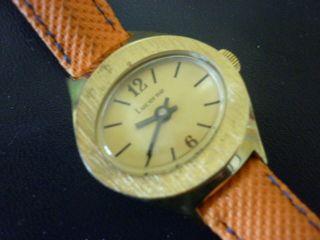 Damen Armbanduhr Lucerne Swiss Uhr,  Läuft,  Handaufzug Bild