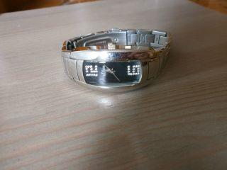S.  Oliver Damen Uhr Silber / Schwarz Bild