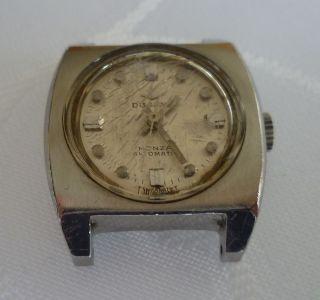 Vintage Dugena Monza Damen Armbanduhr Automatic Bild