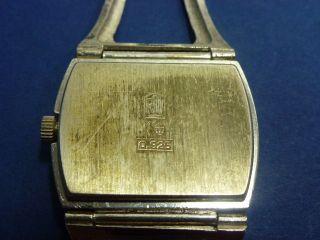 Foresta Uhr Massiv Silber Uhr Dau Hau Silberschmuck Antik Top Rarität Designer Bild