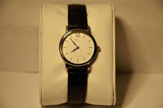Emes 21/5025 Damen - Armbanduhr Uhr Titan Neuwertig/ungetragen Miyota 6l22 Bild