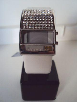Chiemsee Lcd Damenarmbanduhr Glamour Cw0028 - Ld Uvp 89,  90€ Ovp Bild