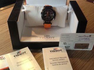 Tissot T - Race Orange,  Nur 1 Mal Getragen Bild