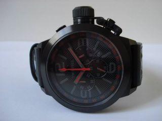 Tw Steel Tw902 Chronograph Herren Uhr 10 Atm Mit Etikett Bild