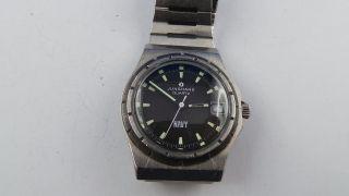 Seltene Junghans Quartz Armbanduhr Mit Datum,