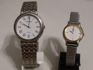 2 Prätina Armbanduhren Quarz Bild