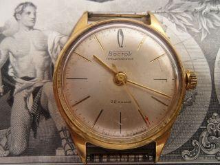 Wostok Vostok Boctok Precision Chronometer Hau Herrenuhr Cal.  2809 Uhrmacher Bild