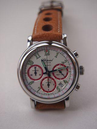 Chopard Mille Miglia 8316 Chronograph Automatik Limitierte Auflage: 313 Von 1000 Bild