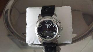 Tissot T Touch Armbanduhr Bild