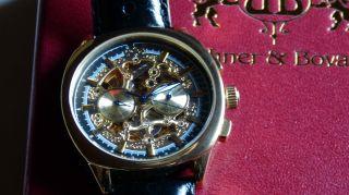 Edle Armbanduhr