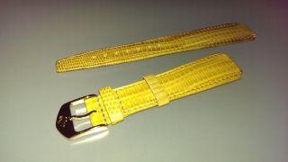 Ferrari Formula By Cartier - Leder Armband Incl.  Dornschliesse Bild