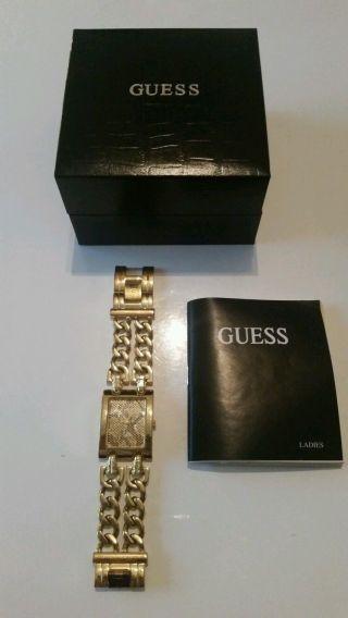 Guess Ladies Uhr Bild
