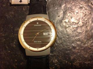 Junghans Uhr Megasolar Bild